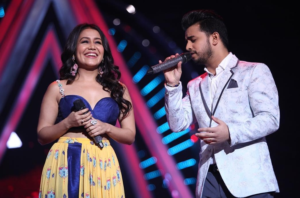 Neha Kakkar reacts to rumours of dating