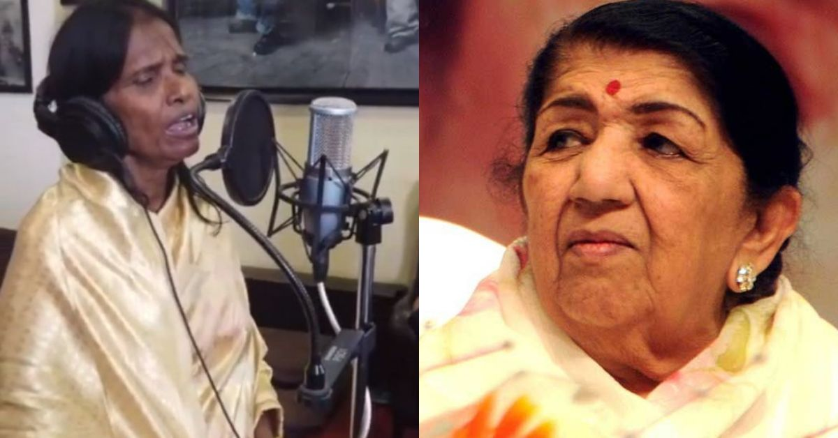 Lata Mangeshkar not happy with Ranu Mondal, says the attention won't last