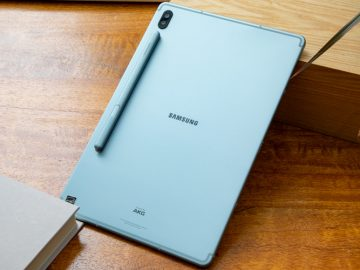 Samsung Galaxy Tab S6 Tablet Review