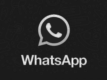 whatsapp dark theme mode
