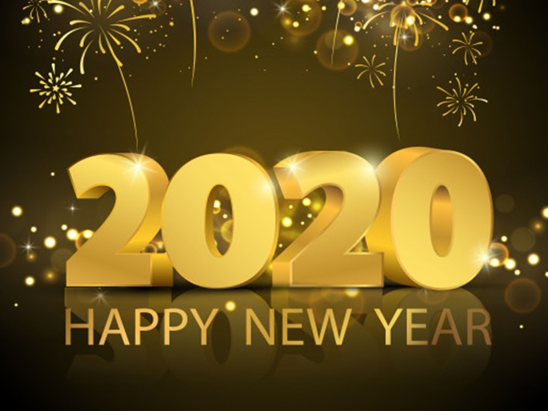 Best Happy New Year 2020 Images Wallpapers Pictures Hny Whatsapp Dp