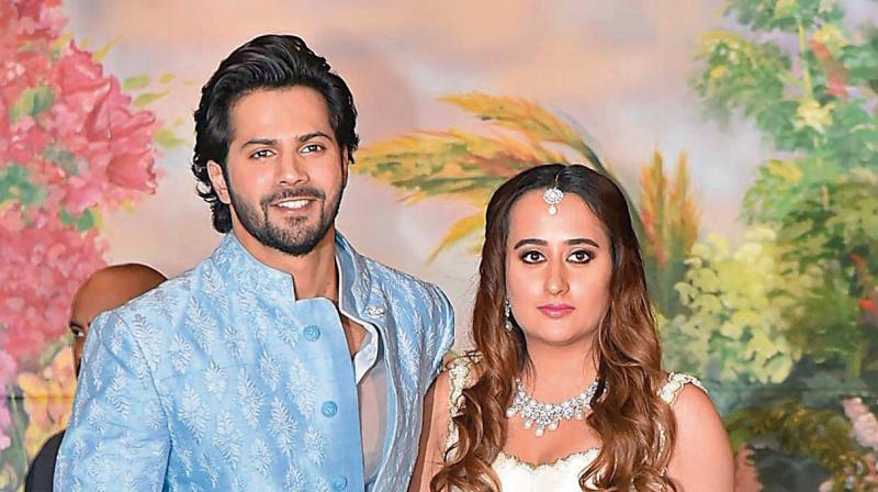 Varun Dhawan Wife Name Natasha Dalal Wiki Biography Bio