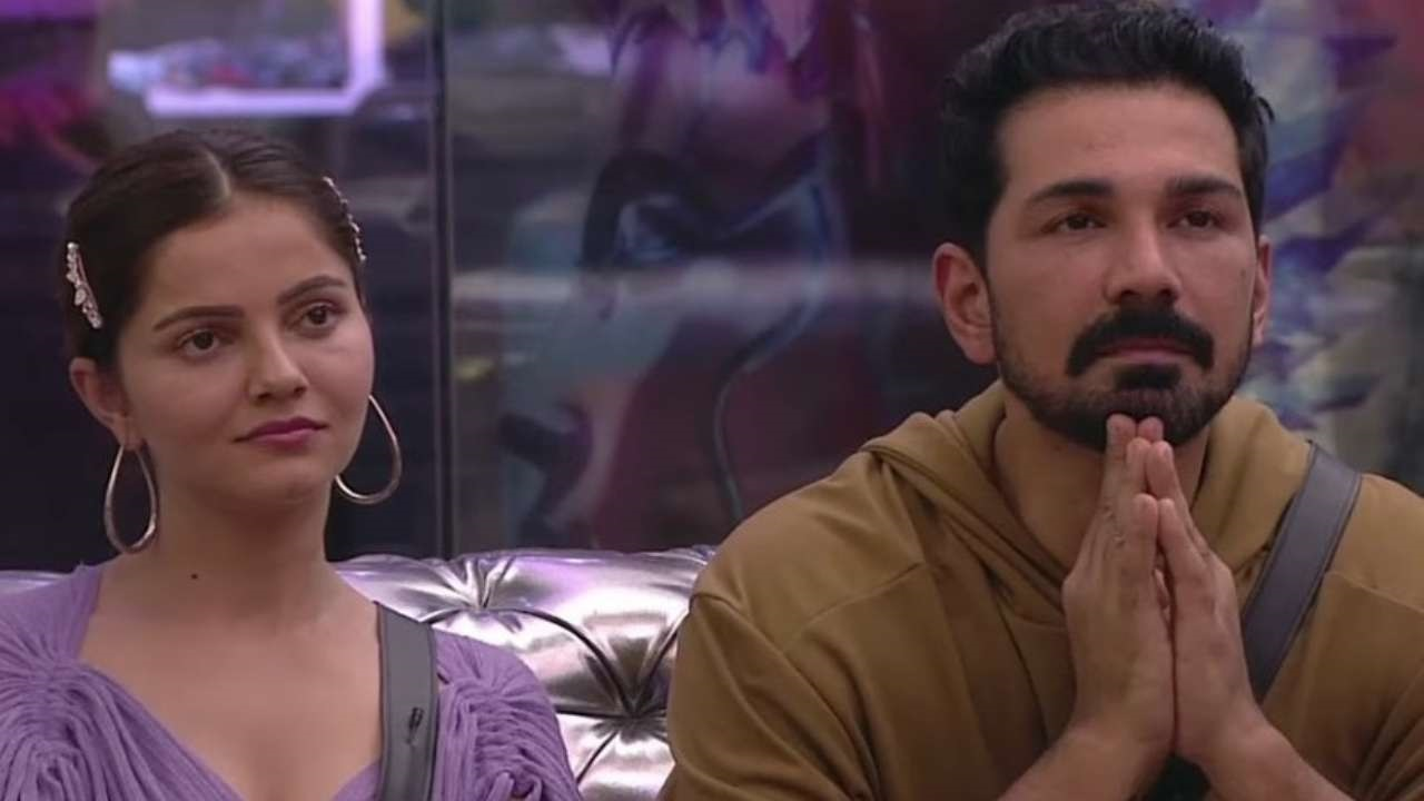 Bigg Boss 14 Today's Episode 16th February 2021: Abhinav Shukla Purposes To Rubina Dilaik
