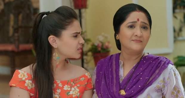 Anupamaa Today's Episode 19th April 2021 Written Update: Anupama Gets Emotional