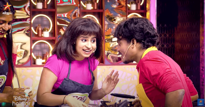 Vijay TV Cook With Comali Season 2 Update10th April 2021 Today's Episode: Race To Finale Begins