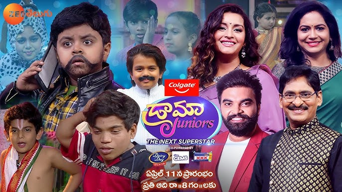 Drama Junior 2.0- The NEXT Superstar 11th April 2021 Grand Premiere Episode: Check Today's Updates!