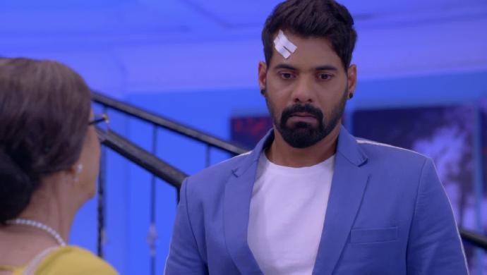 Complete Written Episode Update Of Kumkum Bhagya 02-04-2021 Pragya Saves Abhi As Ghoomar Falls On Him Check Who Was Behind This Conspiracy Zee TV Top Serial Highlights