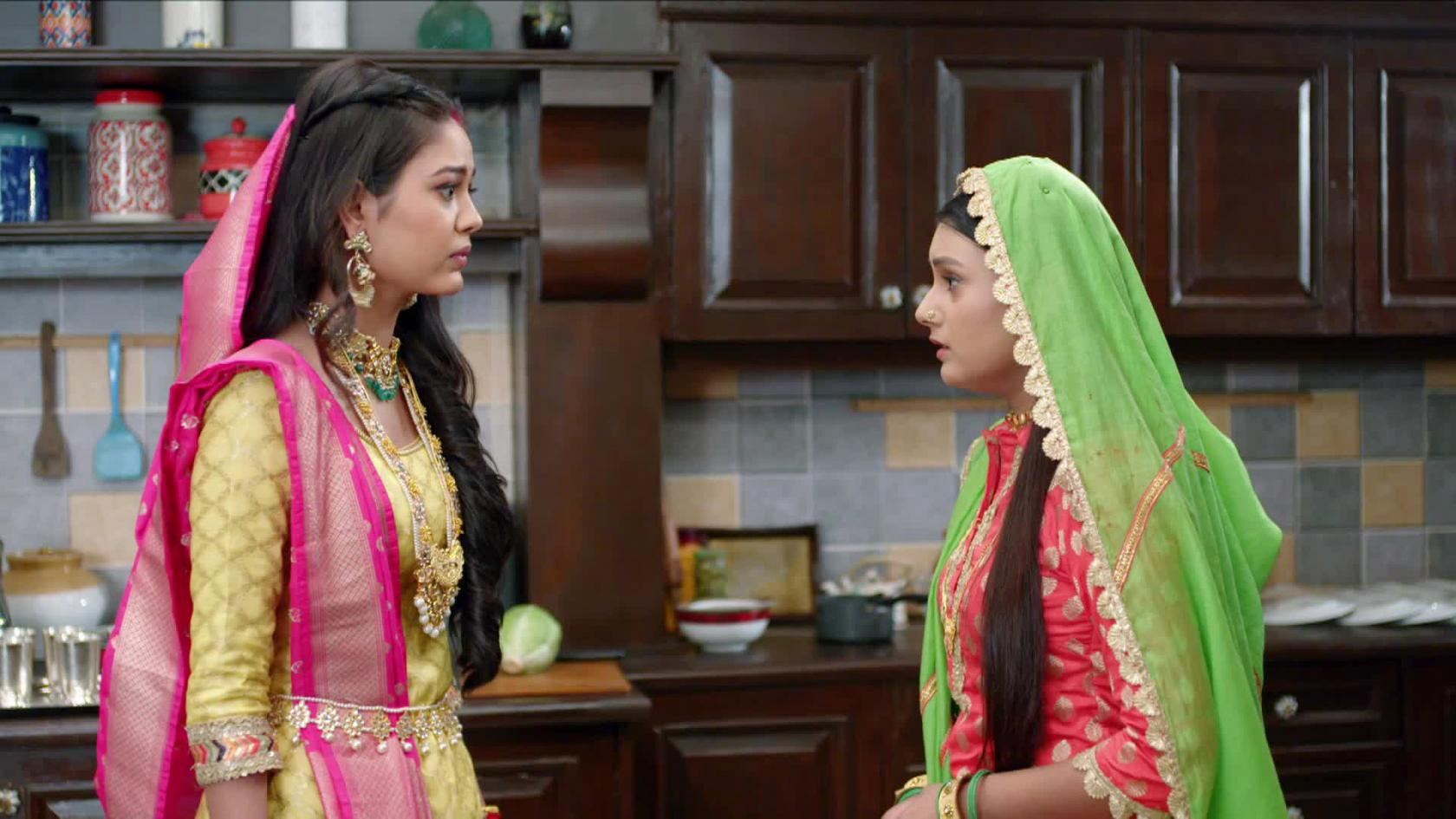 Check Molkki Written Update 8th April 2021 Today's Episode: Virender Rescues Purvi
