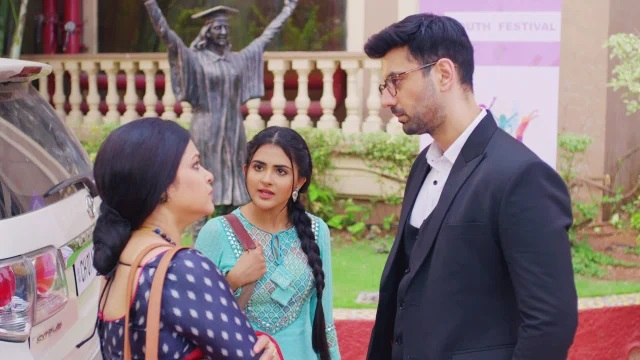 Shaurya Aur Anokhi Ki Kahani Check Today's 2nd April 2021 Written Update: Shaurya Gets Angry at Ahir