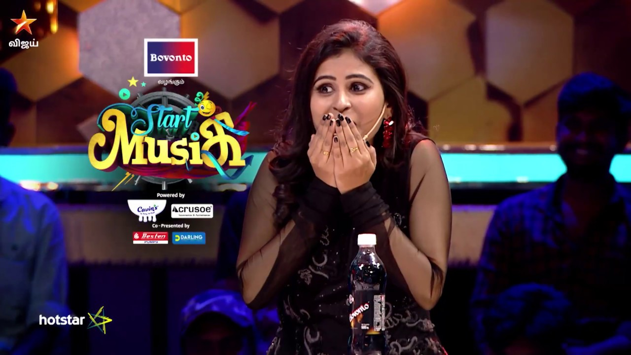Watch Start Music Vijay TV Show Today's Episode 4th April 2021: Tamil Game Show's Task Updates!