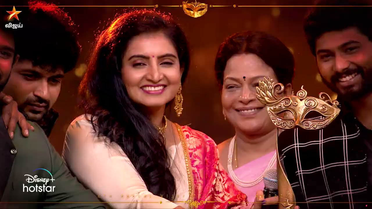 6th Annual Vijay Television Awards VTA 2021 Today's Episode 25th April: Check Winners List And Highlights