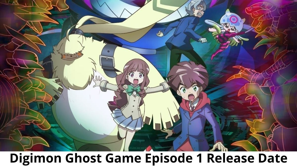 Digimon Ghost Game Episode 1 Release Date Time Story Plot Spoilers & Preview
