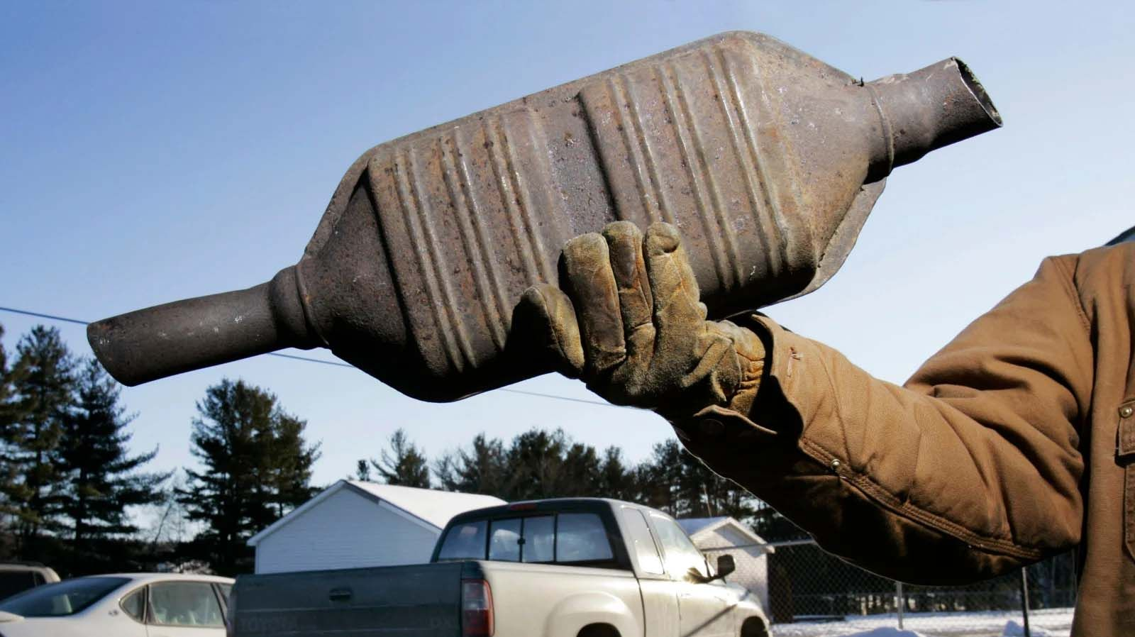 What To Do If The Catalytic Converter Fails