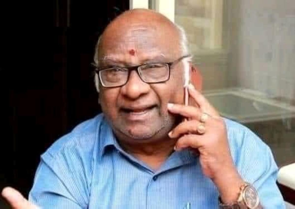 Kannada Actor Shankar Rao Passes Away At 88 What Was His Cause Of Death?